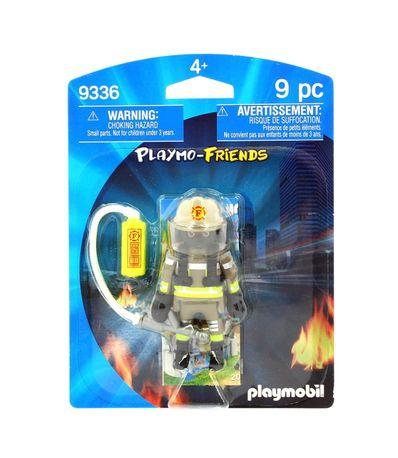 Playmobil-Playmo-Friends-Pompier