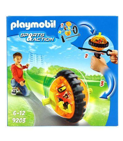 Playmobil-Sports---Action-Toupie-orange