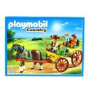 Playmobil-Country-Caleche-avec-attelage