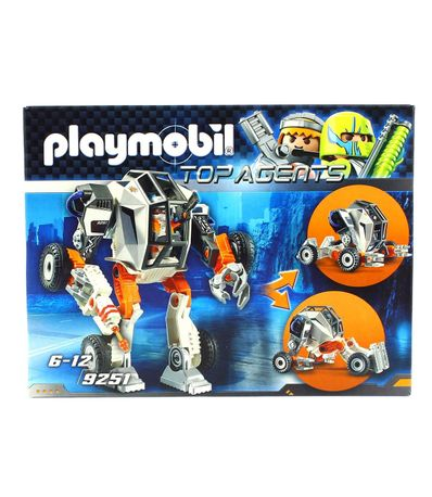 Playmobil-Top-Agents-Agent-general-avec-Robot
