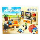 Playmobil-City-Life-Sallon