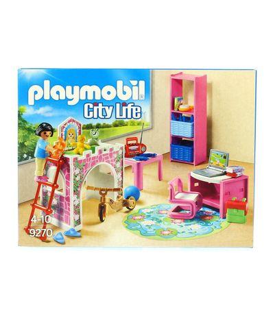 Playmobil-City-Life-Chambre-d-enfant