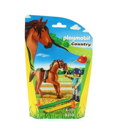 Playmobil-Country-Horses-Therapeute