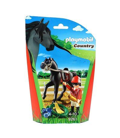 Playmobil-Country-Jockey