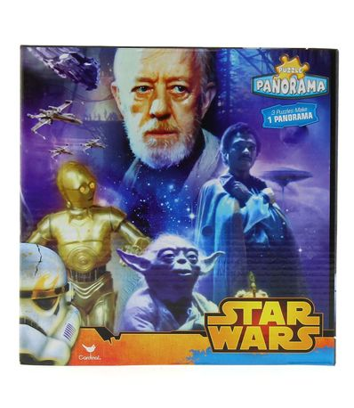 Puzzle-Star-Wars-48-pieces-panoramique