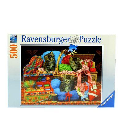 Puzzle-amusant-sur-quelque-chose-de-doux-500-pieces