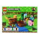 Lego-Minecraft-La-Granja-de-Melones