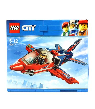 Exposition-Lego-City-Jet