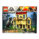Lego-Jurassic-monde-Chaos-Indorraptor-au-Manoir-Lockwood