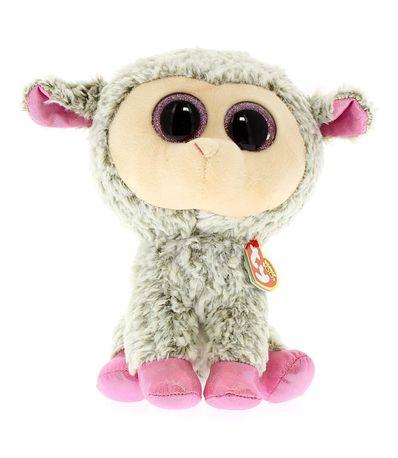 Peluche-Mouton-Beanie-Boo-23-cm