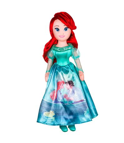 Princesses-Disney-Ariel-de-Peluche