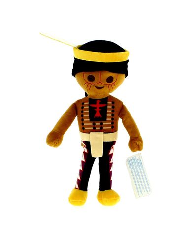 Playmobil-Peluche-Indio-30-cm