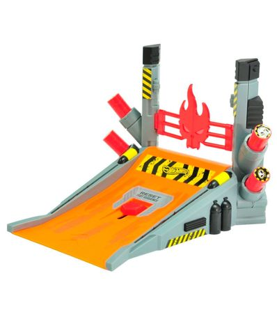 Rampe-explosive-Stunt-FX-Ramp-de-Hot-Wheels
