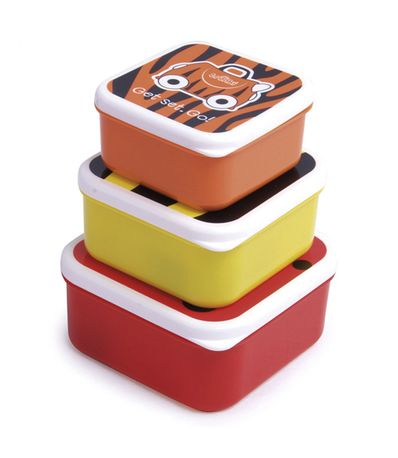 Set-3-Sandwich-Makers-Animaux-Rouge