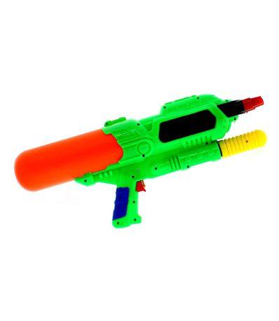 Pistolet-a-eau-de-48-cm-avec-3-canons-verts