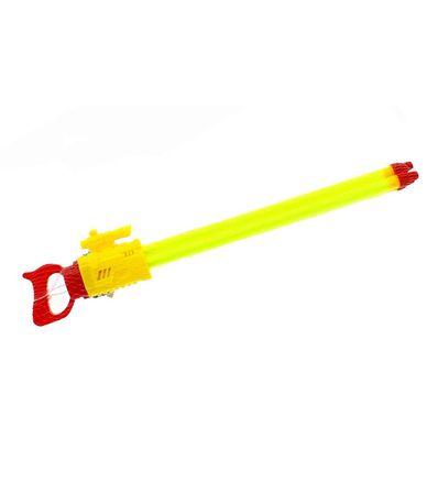 Pistolet-a-eau-de-60-cm-avec-3-canons-jaunes