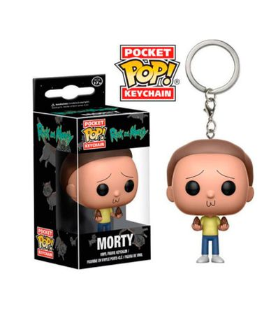 Porte-cles-Funko-Pop-Morty