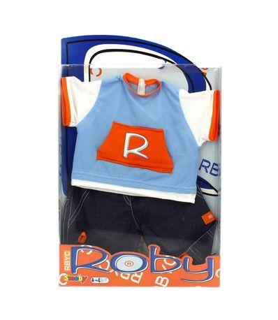 Roby-chemise-de-poupee-et-pantalon-ensemble-bleu-Tejano