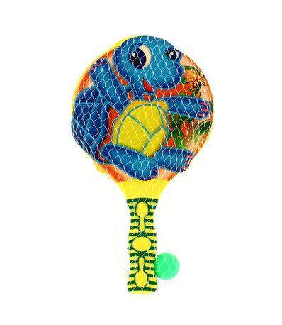 Pelles-de-plage-jaune-tortue-infantile