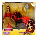 Princesse-Belle-poupee-avec-cheval