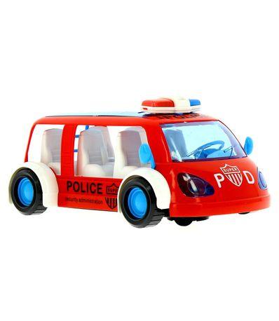 Un-vehicule-de-police-pour-enfants-sauve-des-obstacles