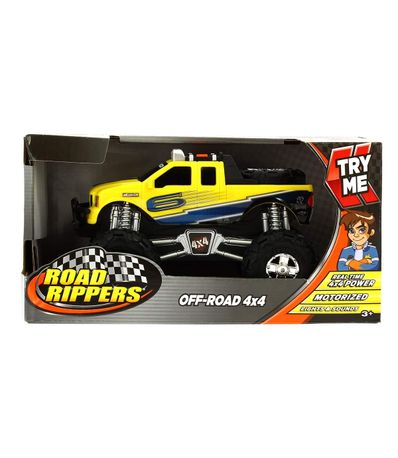 Offroad-Off-Road-Ford-4x4-Enfant