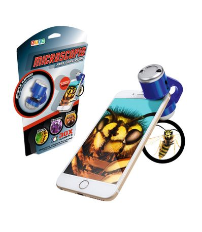 Microscope-pour-Smartphone
