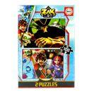 Zak-Storm-Puzzle-2x100-Pieces
