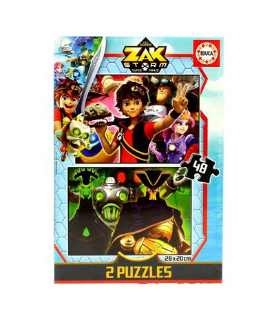 Zak-Storm-Puzzle-2x48-Pieces
