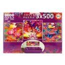 Puzzle-Vistas-Tropicales-3x500-Piezas