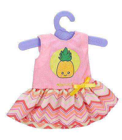 Nenuco-Vetements-Robe-Ananas