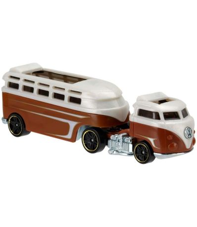 Hot-Wheels-Camion-Truck-Etoiles-Volkswagen-Hauler-Brown