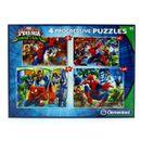 Spiderman-4-Puzzles-Progresifs