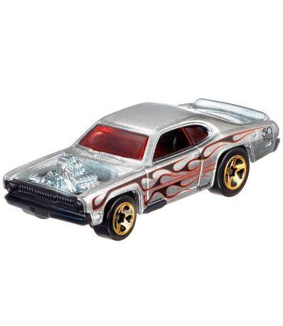 Hot-Wheels-50-Aniversario-Zamac-Plymouth-Duster-Thruster