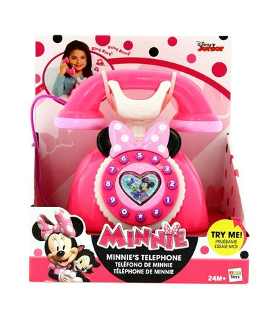 Minnie-Mouse-Telephone