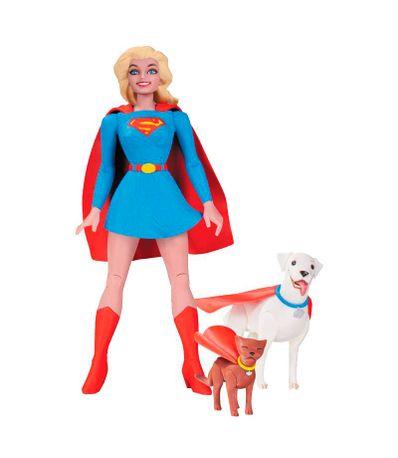 Figure-SuperGirl-DC-Designer-Series