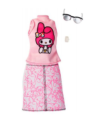 Barbie-Look-Completo-Hello-Kitty-My-Melody