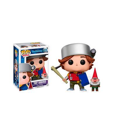 Figure-Funko-POP-Toby-Arme-et-Gnome