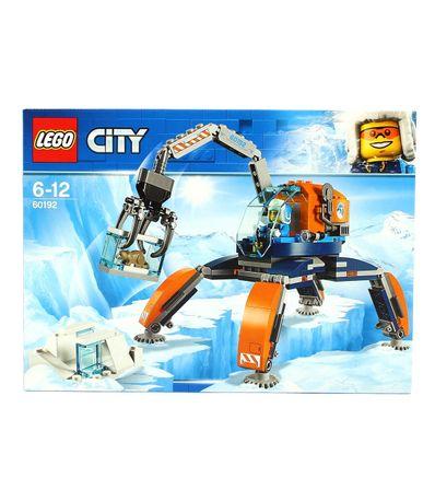 Robot-glaciaire-arctique-de-Lego-City