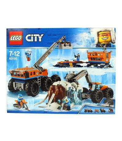 Base-mobile-d--39-exploration-de-l--39-Arctique-de-Lego-City