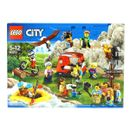 Lego-City-Pack-Minifigures-Aventures-en-plein-air