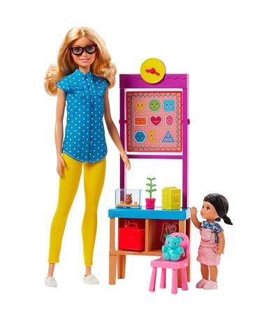 Barbie-je-peux-etre-un-enseignant