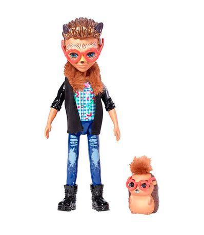 Enchantimals-Hixby-Hedgehog-Doll-avec-animal-de-compagnie