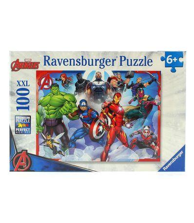 Les-Vengeurs-Puzzle-de-100-pieces-XXL