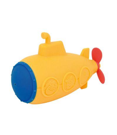 Sous-marin-pour-le-bain-amovible