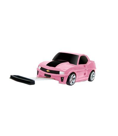 Valise-Chevrolet-Camaro-Rosa