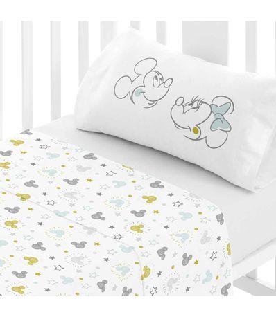 Draps-de-lit-Triptico-60x120-Mickey---Minnie