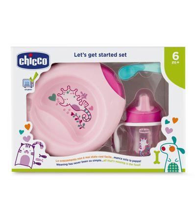 Vaisselle-3-pieces-pour-enfants--6-mois-rose