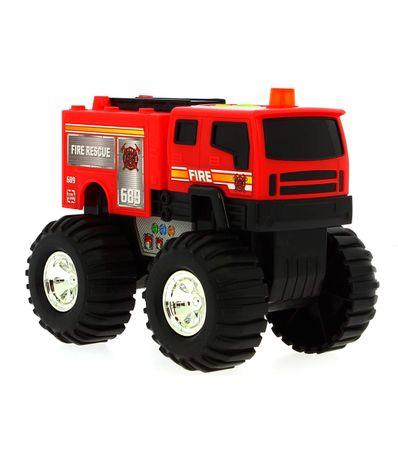 Camion-pompier