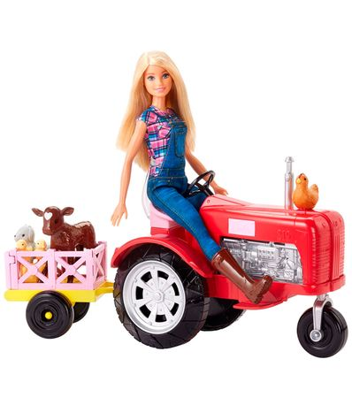 Barbie-Farmer